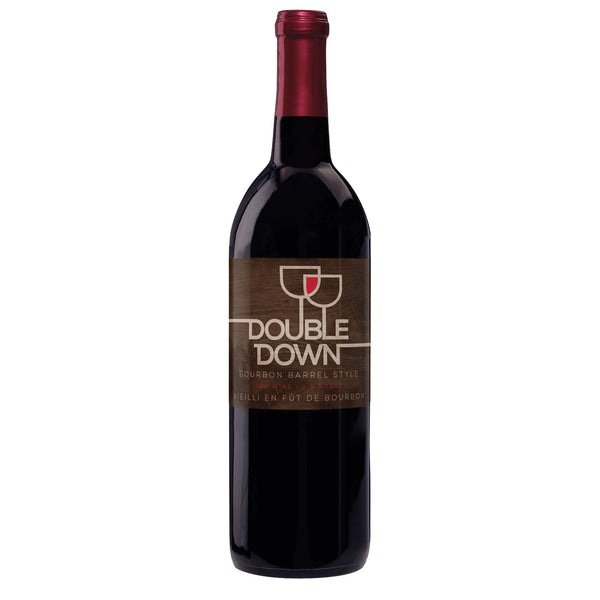 Bourbon Barrel Style Red Blend Wine Kit