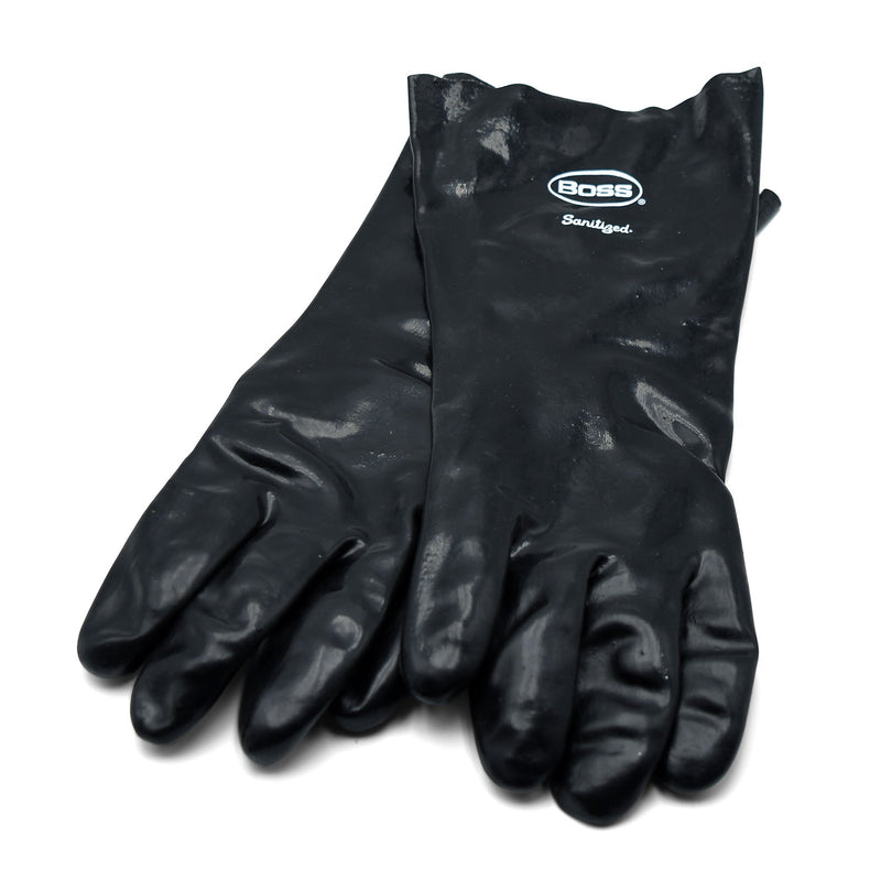 Black Brewer's Gloves