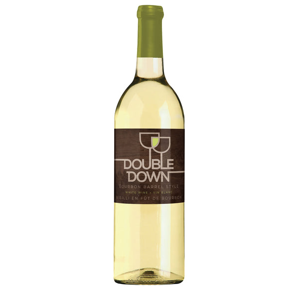 Bourbon Barrel Style White Blend Wine Kit