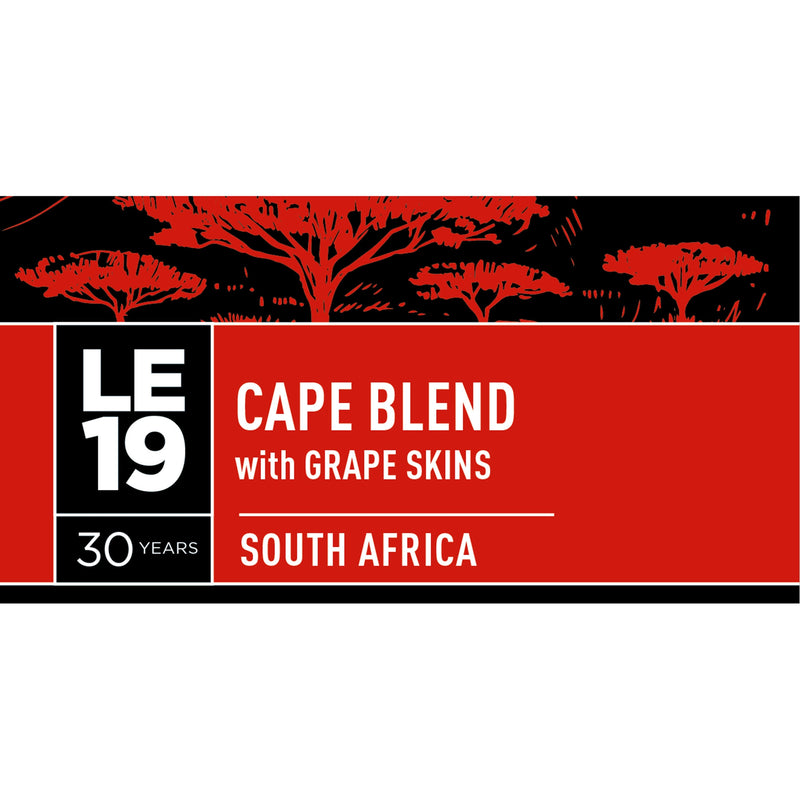 Limited Edition Le19 Cape Blend Red Wine Recipe Kit