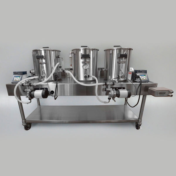 blichmann horizontal brewing system