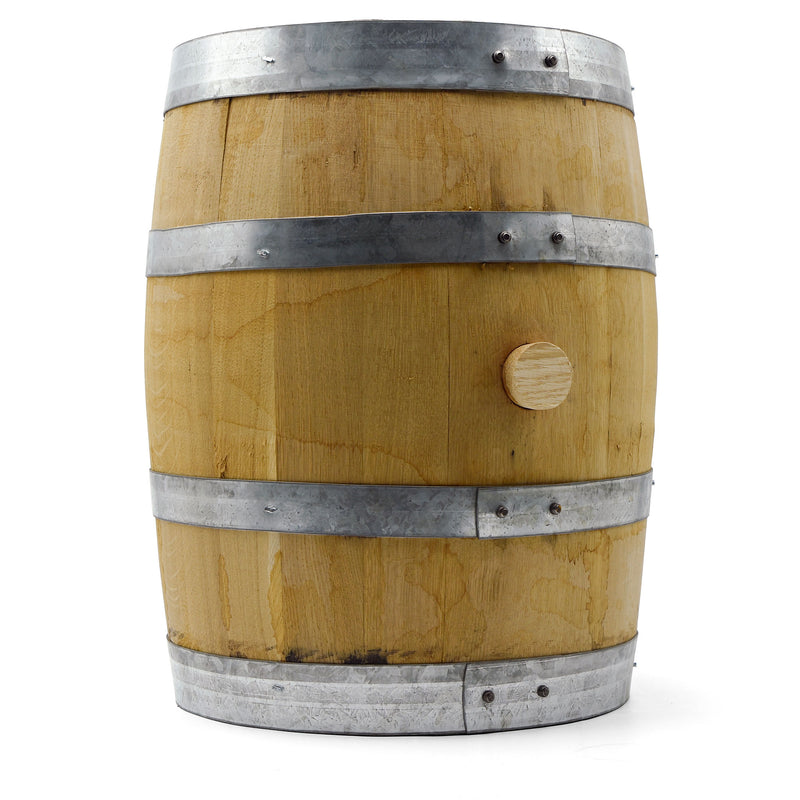 Brother Justus Whiskey Barrel