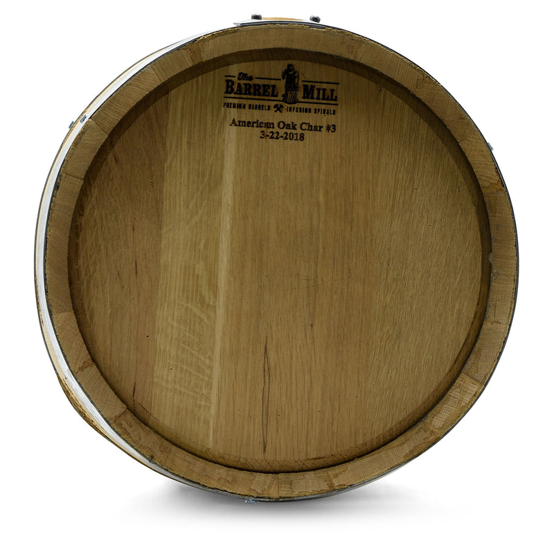 5 Gallon Used Whiskey Barrel