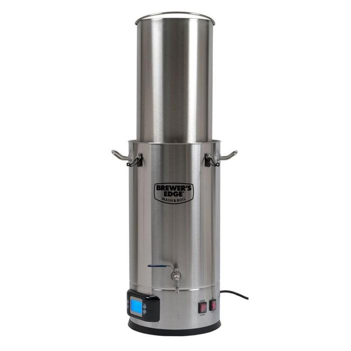 Mash And Boil Electric Brewing System w/Pump - Brewer's Edge