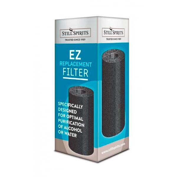 Still Spirits EZ Filter Carbon Cartridge's box