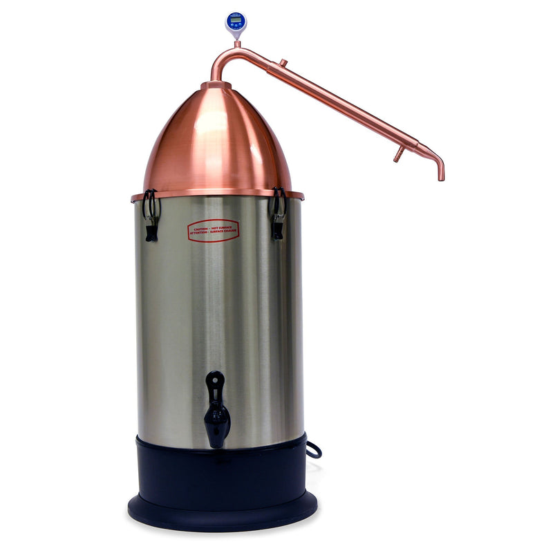 Still Spirits Turbo 500 with Copper Alembic Condenser - Pot Still