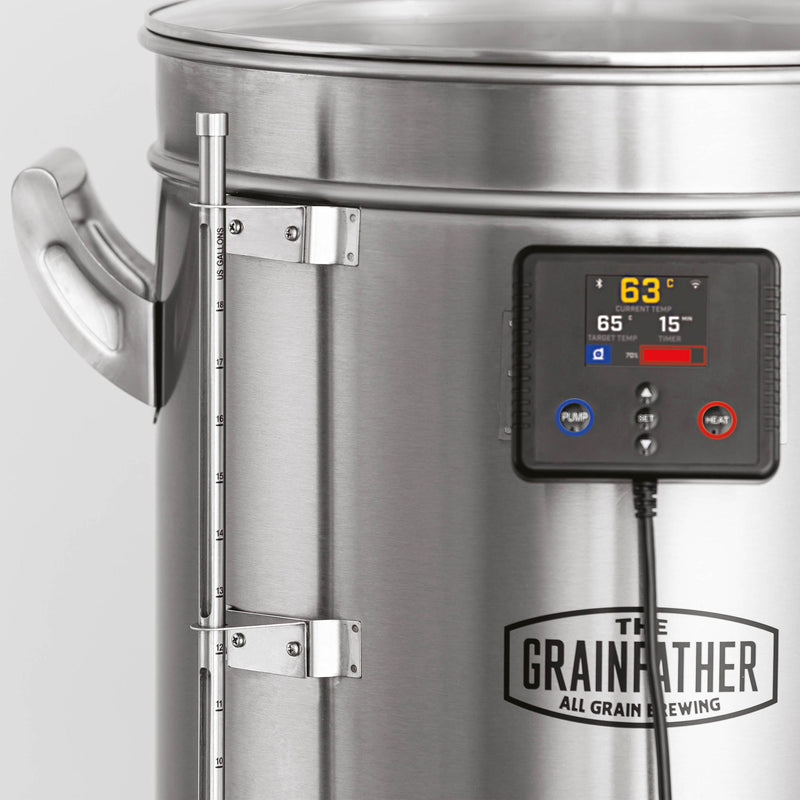 Grainfather G70's temperature gauge