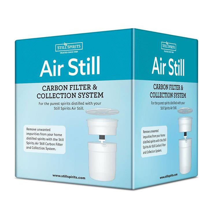 Still Spirits Air Still Carbon Filter Collection System's box