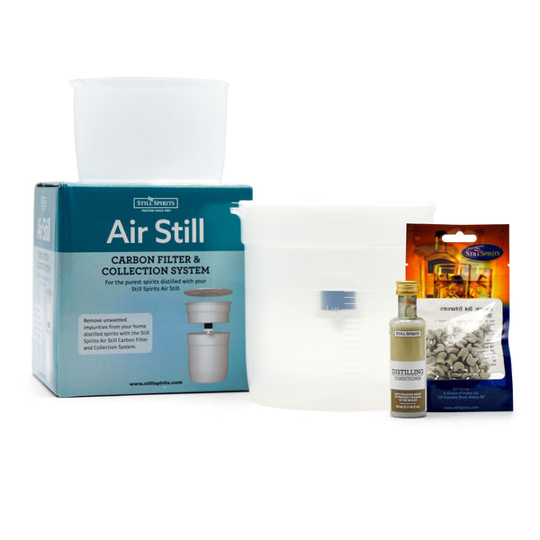 Still Spirits Air Still Carbon Filter Collection System