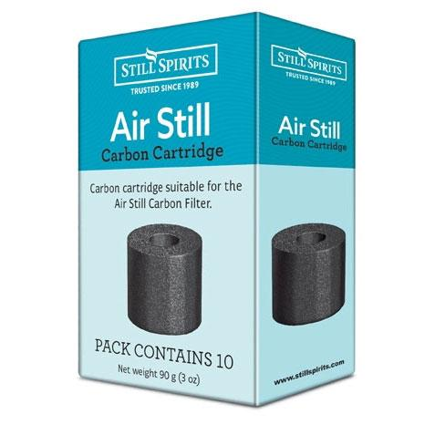 Still Spirits Air Still Carbon Cartridge 10-Pack box