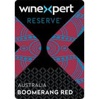 Winexpert Reserve's Australian Boomerang Red Blend label design