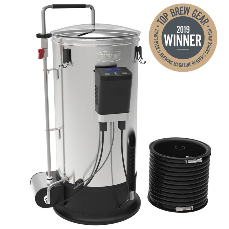 Grainfather G30 220v All-in-One All-Grain Brewing System Top brew gear 2019 winner