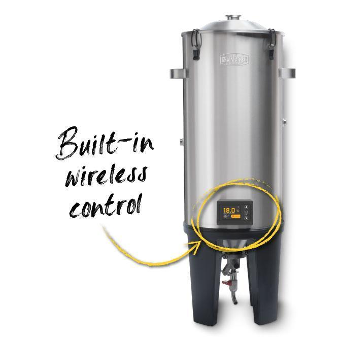 Grainfather Conical Fermenter - Pro Series Built in wireless control