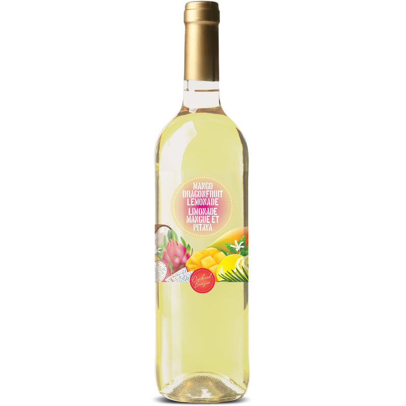 Mango Dragon Fruit Lemonade Wine Cooler Kit - RJS Orchard Breezin' Limited Release