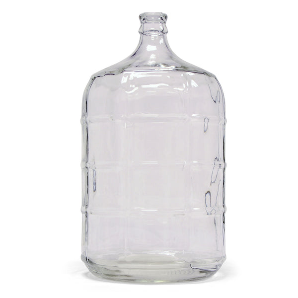 5 gallon glass carboy for beer brewing wine