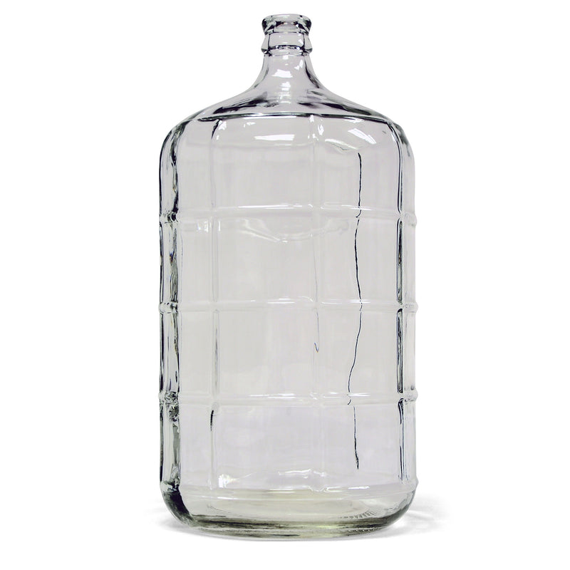 6 gallon glass carboy for wine and beer making