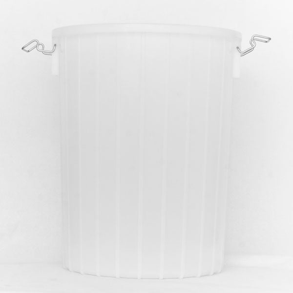 20 Gallon Plastic Fermenter (No Lid)