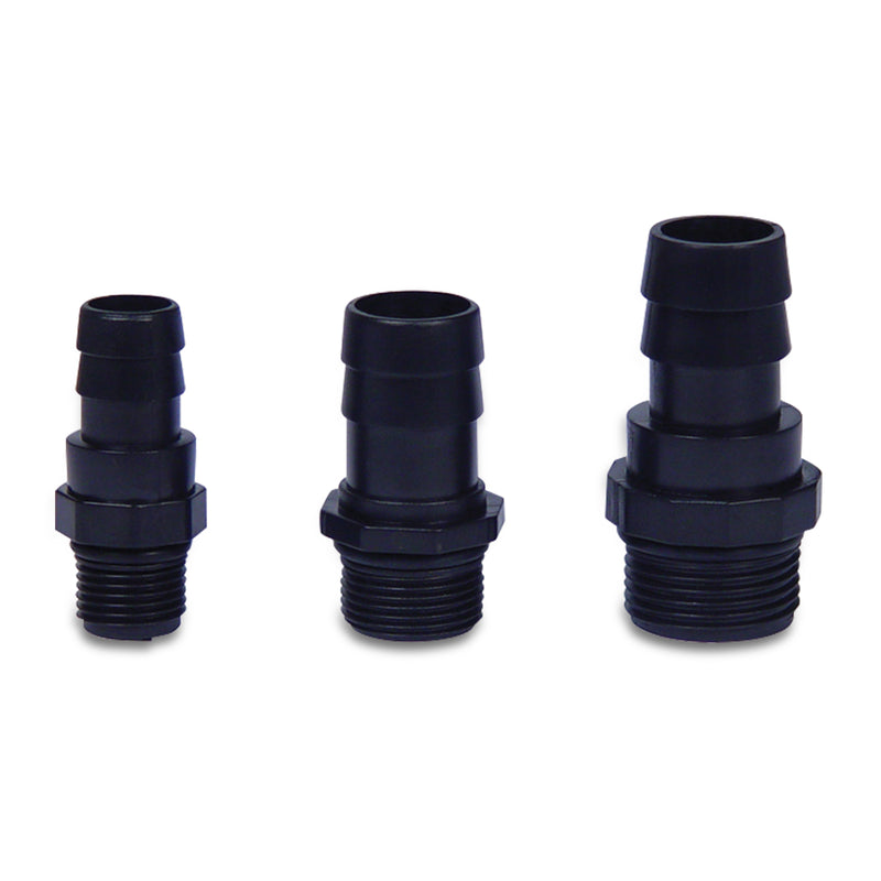 "EcoPlus 3/8"" Barb to 1/2"" Thread"