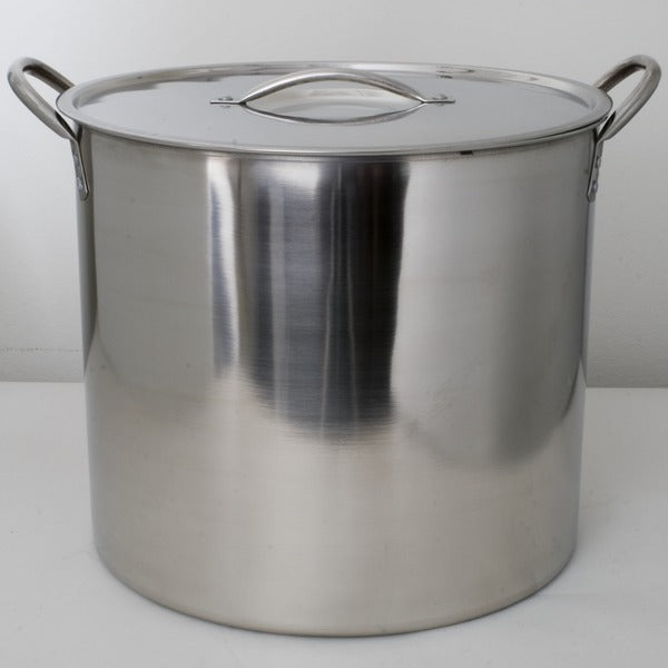 5 Gal. Economy Stainless Steel Brewing Pot