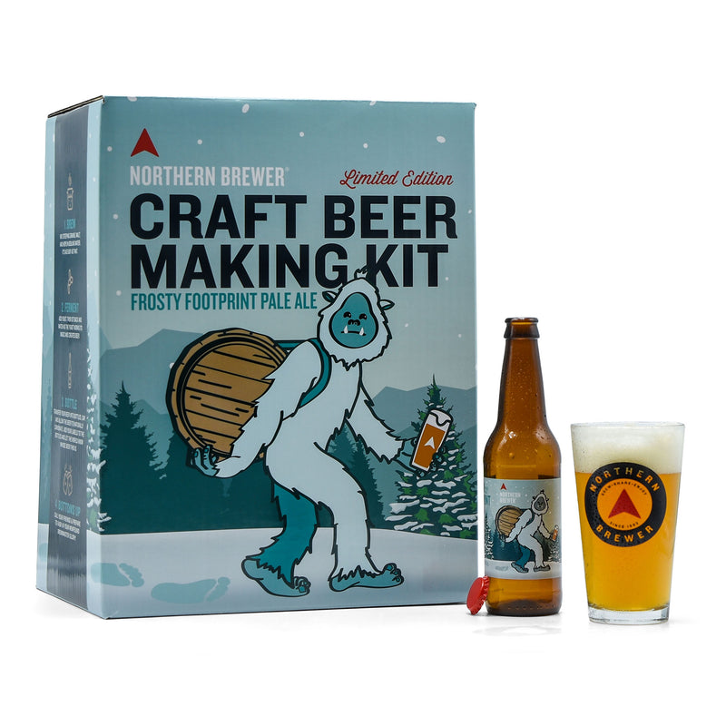 Top Gifts For Men This Holiday Season - Beer Making Kit