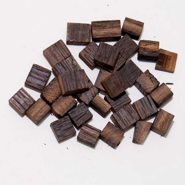 French Oak Cubes Medium - Heavy Toast