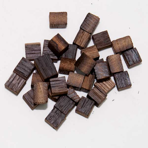 American Oak Cubes, Medium-Heavy Toast