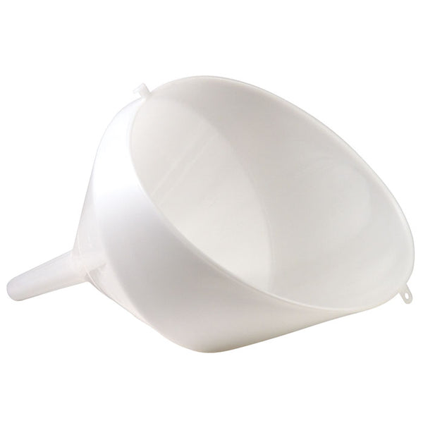 "9"" Anti-Splash Funnel w/ Strainer"