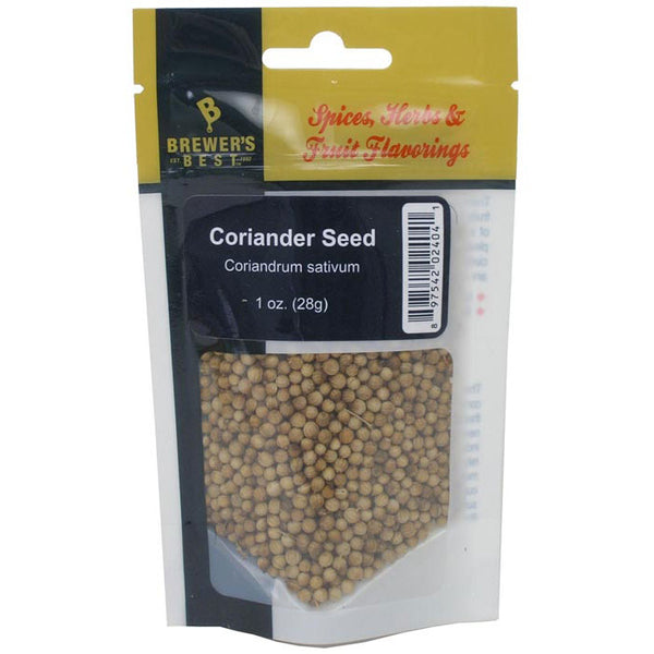 1-ounce package of Coriander seed