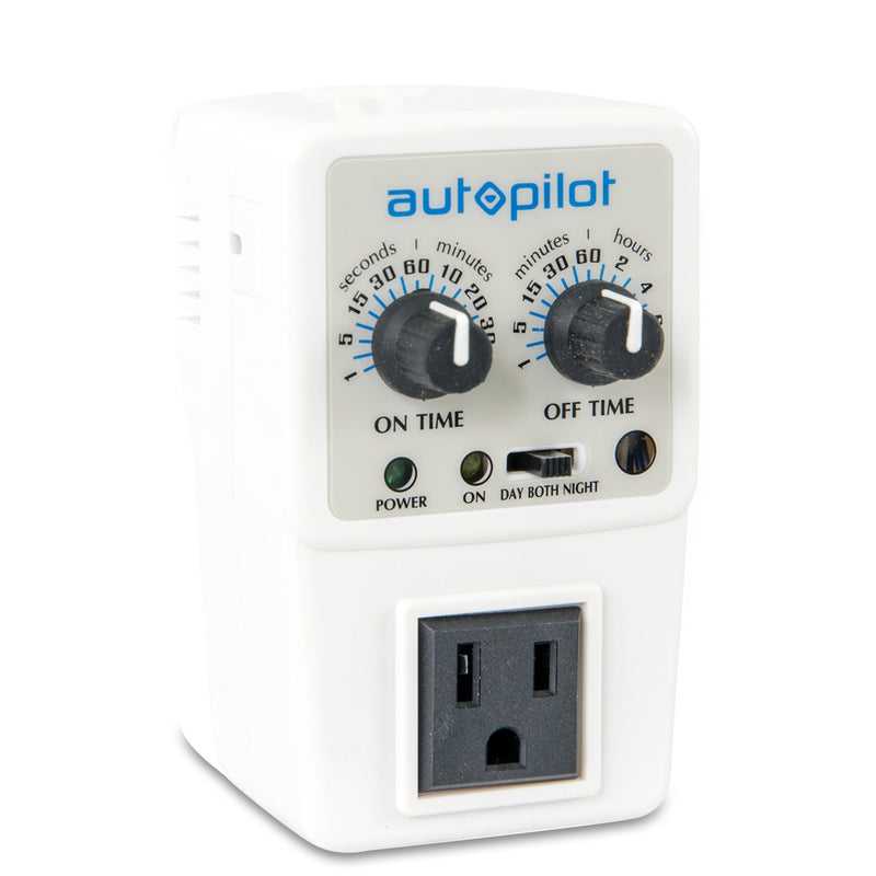 Autopilot Analog 24hr Recycling Timer