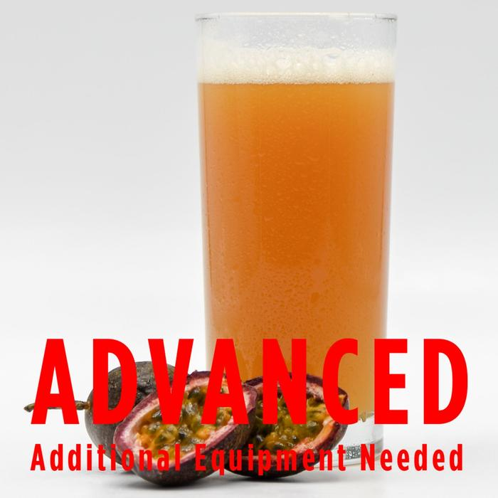 Passionfruit Funktional Fruit Sour All Grain Recipe