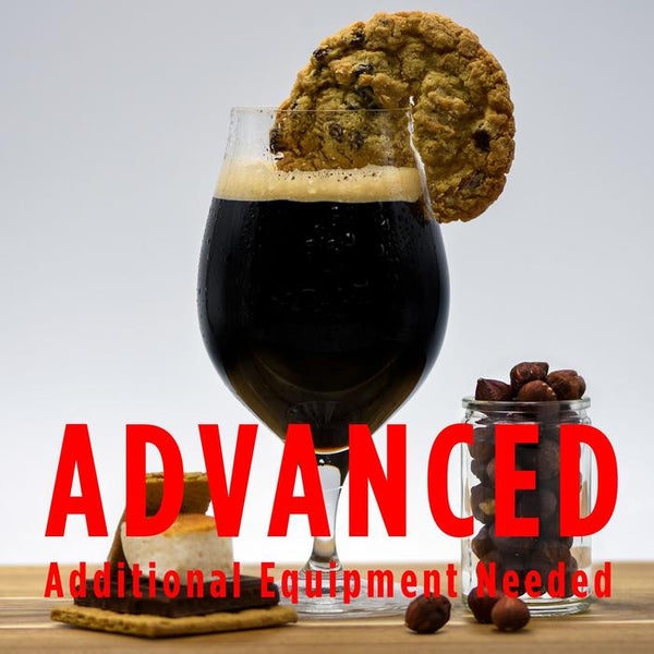 Sweet Tooth Pastry Stout All Grain Beer Recipe Kit