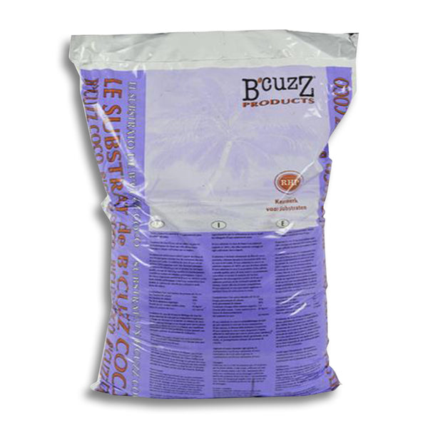 50-liter bag of B'Cuzz Coco Coir Substrate