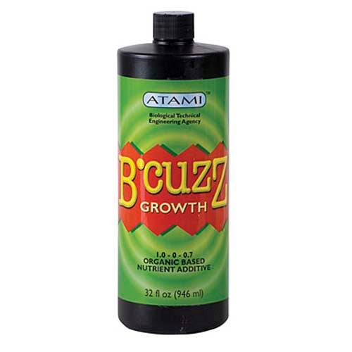 Quart of b'cuzz growth stimulator