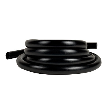 "Black Tubing 3/8"" ID  - 1 ft."