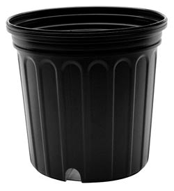 Black 2-Gallon Heavy Duty Nursery Pot