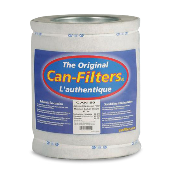 Can-Filter without flange