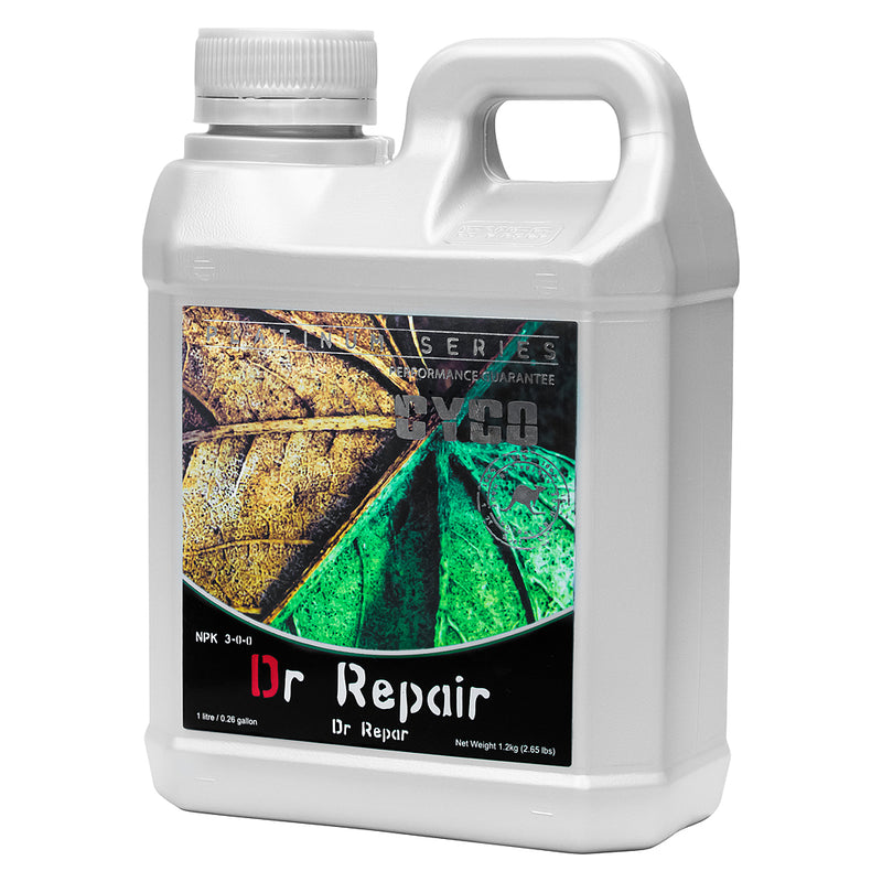 CYCO Dr repair in a 1-liter container