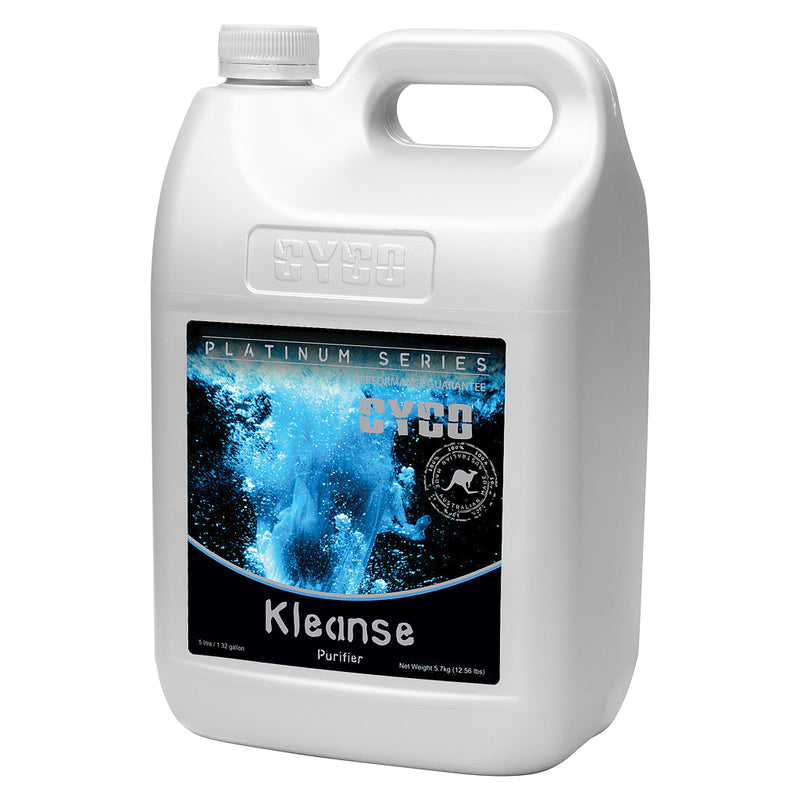 5-liter container of CYCO Kleanse