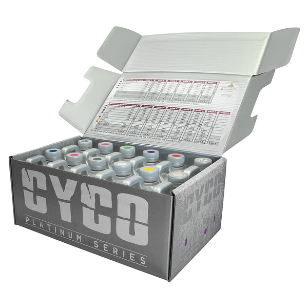 CYCO Pro Kit - Complete Nutrient Starter Set