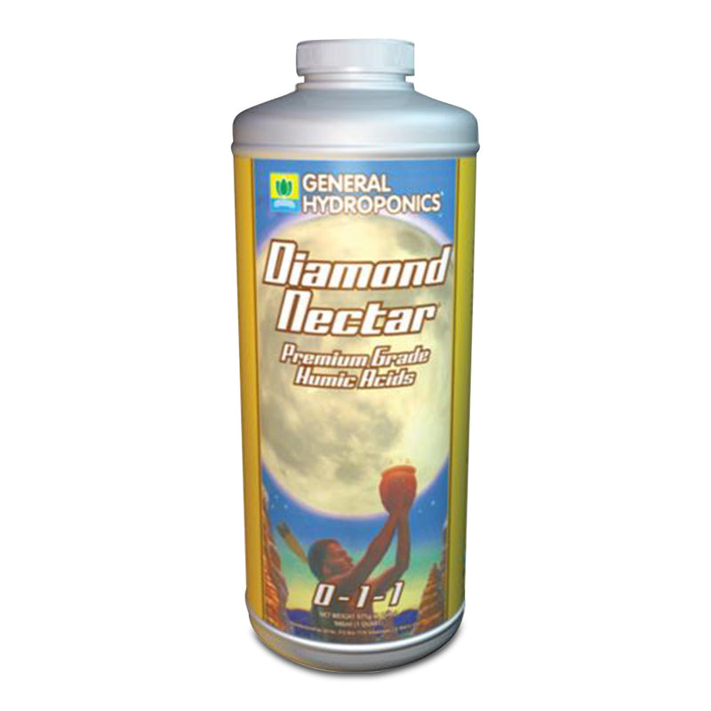 GH Diamond nectar in a quart container