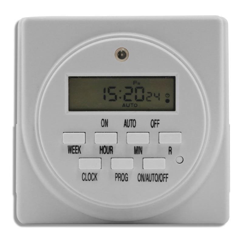 The Titan Controls Apollo 9 Two Outlet Digital Timer