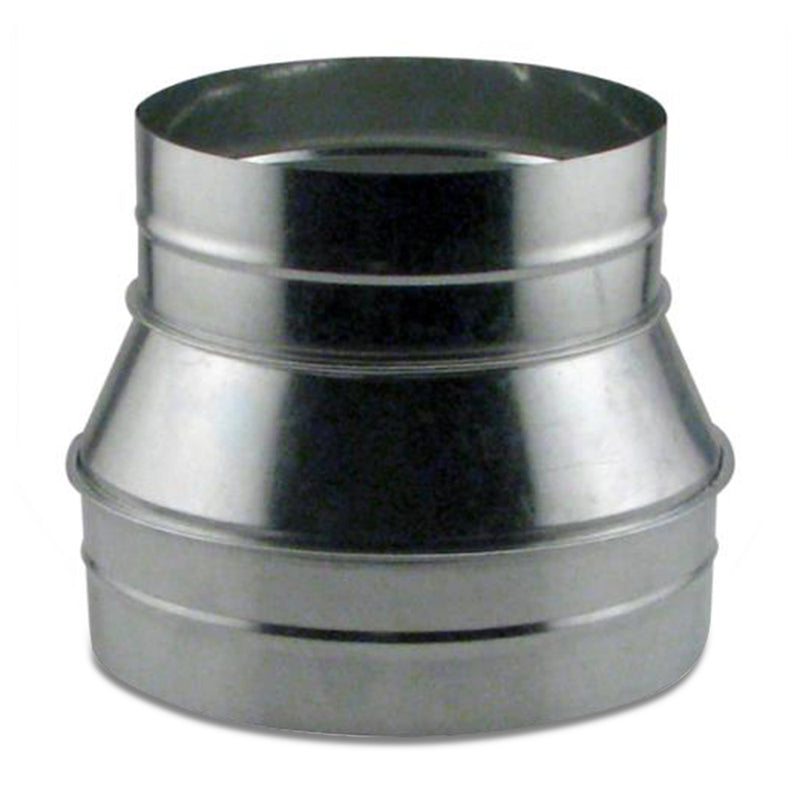 10 inch to 8 inch Duct Reducer