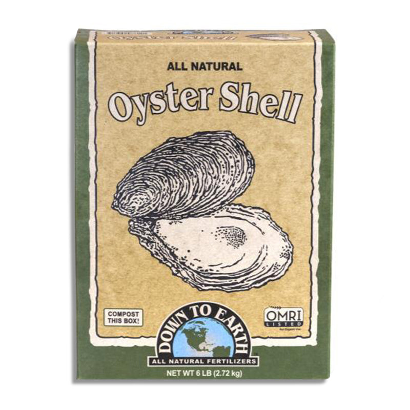 Oyster Shell 6 lbs