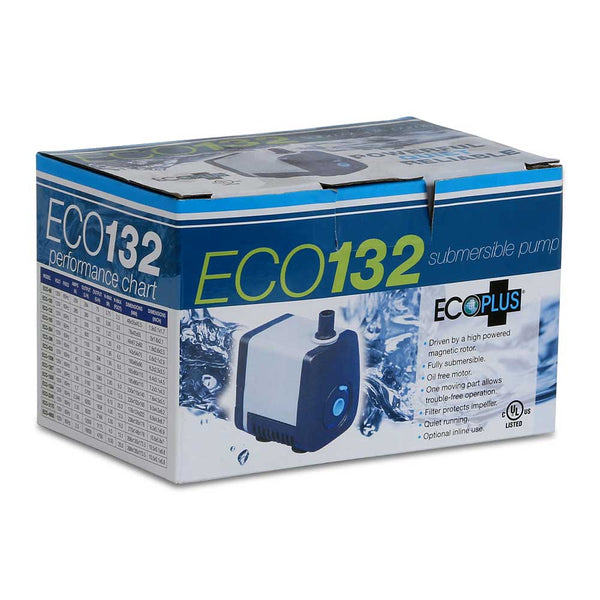 EcoPlus Eco 132 Bottom Draw - 132 GPH