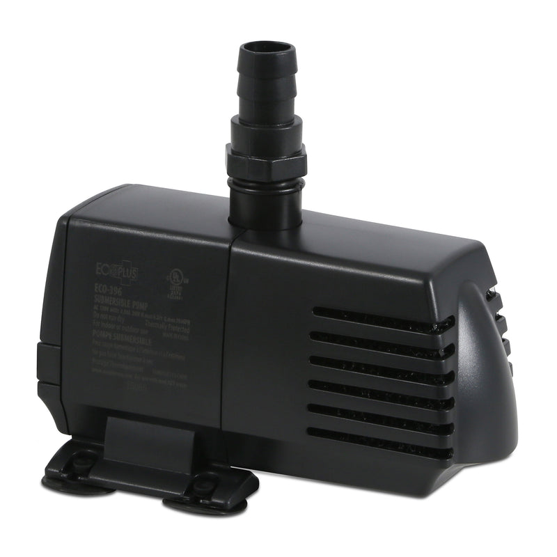 EcoPlus Eco 396 - Fixed Flow Submersible/Inline Pump 396 GPH
