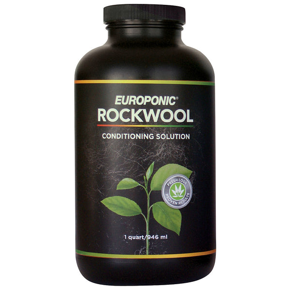Europonic Rockwool Conditioner, qt