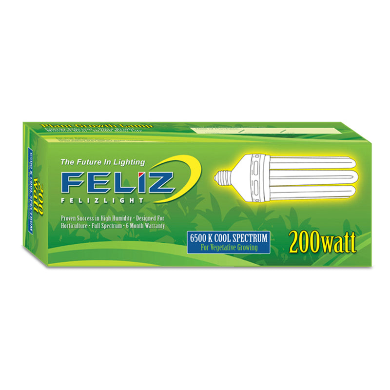 Box for the Feliz Compact Fluorescent 200 watt bulb