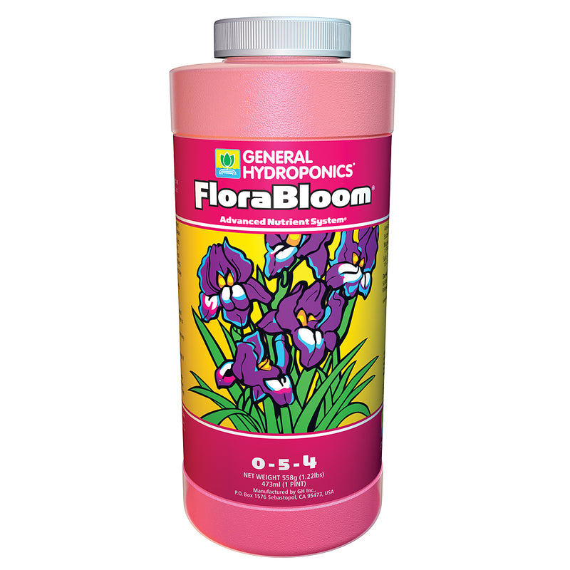 1-pint container of GH Florabloom