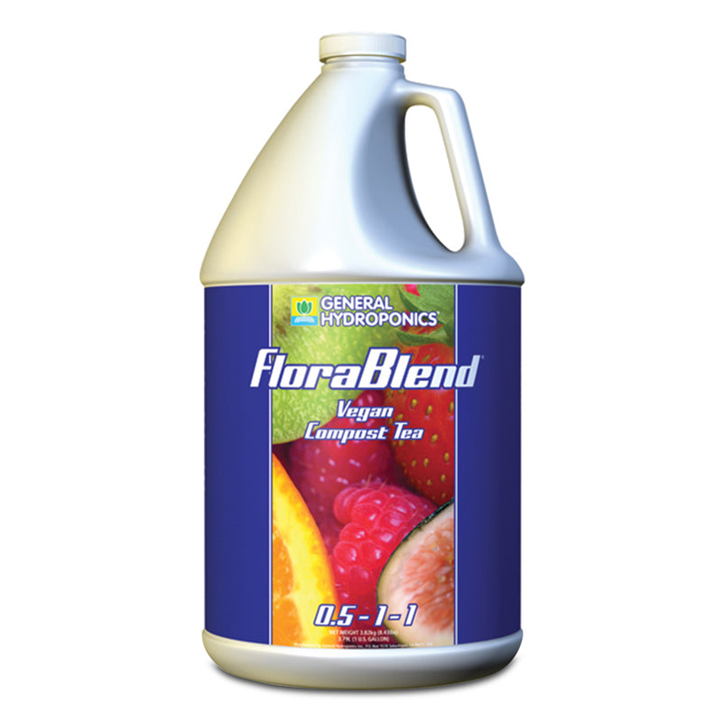 1-gallon container of GH FloraBlend