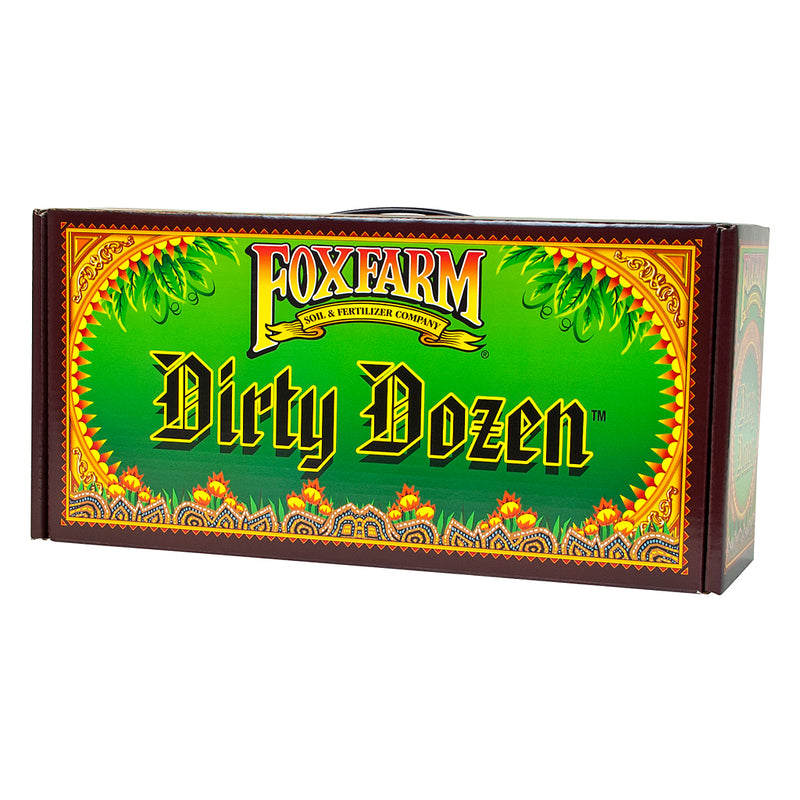 FoxFarm Dirty Dozen Starter Kit box